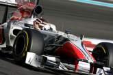 15.11.2011 Abu Dhabi, UEA,Dani Clos (SPA), HRT Racing Team - Formula 1 Testing Rookie Test, day 1