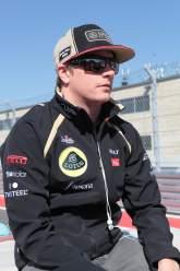 ,  - 18.11.2012 - Kimi Raikkonen (FIN) Lotus F1 Team E20