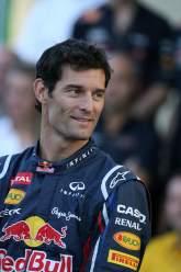 22.11.2012- Red Bull Team Photo, Mark Webber (AUS) Red Bull Racing RB8