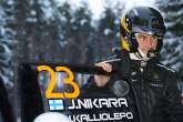 Jarkko Nikara (FIN) Jarkko Kalliolepo (FIN), Mini John Cooper Works WRC