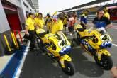 Rossi and his Camel M1s, Qatar MotoGP. 2006