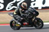 Moto2: McWilliams reviews day one on Brough Superior