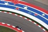United States Grand Prix - F1 starting grid