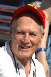 Champ Car World Series. 2-4 June 2006. Milwaukee Mile. West Allis. Wi. Paul Newman.