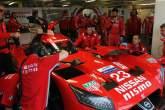 WEC: Nissan breaks in revised LMP1 challenger