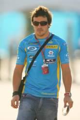 01.07.2006 Indianapolis, USA, Fernando Alonso (ESP), Renault F1 Team - Formula 1 World Championship,