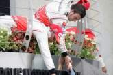Lewis Hamilton (GBR) McLaren MP4/22, Fernando Alonso (ESP) McLaren MP4/22, Indianapolis F1, USA, 200