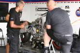 Team Roberts, Brno MotoGP Test, August 2007