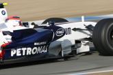 , - Robert Kubica (POL) BMW Sau.F1.07, Jerez F1 Test, 4-7th, December, 2007