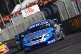 James Courtney (aust) Corinthian Doors Ford V8 SupercarsRd3 Hamilton 400NZ
