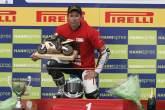 Bayliss, 2008 WSBK Champion, French WSBK Race 1 2008