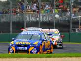 Alex Davison (Aust) #4 Irwin Tools SBR Ford Non Championship Race BRC IMPCO V8 Supercars Qantas