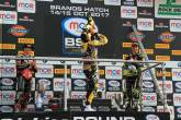 British Superbikes: Brookes savours 'wonderful feeling' with BSB runner-up spot