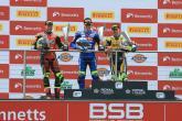 "British Superbikes: Hicken praises Ray ""maturity"", tips BSB title tilt"