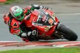 British Superbikes: Irwin edges Dixon in FP2, Haslam P6