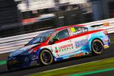 BTCC: Ingram charges from 14th to win race two