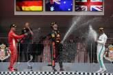 F1: Hamilton: It's definitely a three-way F1 world title fight