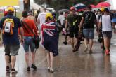 F1: Paul Ricard's cluster of chaos