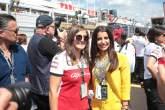 Calderon berharap tes Sauber membuktikan poin tentang wanita di F1