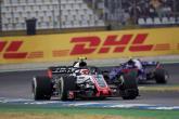 F1: Haas still fighting for fourth despite 'damage limitation' in Germany