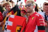 F1: Vettel feels racing will help Ferrari following Marchionne passing