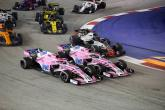 F1: Force India bans Perez and Ocon from racing each other