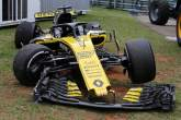 F1: Hulkenberg frustrated by Brazil FP2 crash, but won't face penalty
