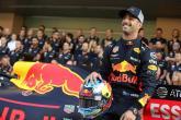 F1: Ricciardo determined to end Red Bull F1 tenure 'in style'