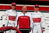 Alfa Romeo pays tribute to Raikkonen: 'There's no F1 driver like him'