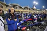 Keluhan pada model tim F1 B belum menyelesaikan pekerjaan rumah mereka - Tost