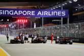 F1: 2017 Singapore Grand Prix - Starting Grid