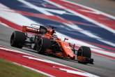 F1: Alonso pleased by McLaren's US GP Friday showing despite hydraulic issue