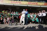 F1: Lauda: Hamilton is the best
