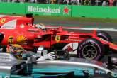 F1: Mexican Grand Prix - Starting Grid