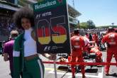 F1: Use of grid girls in Formula 1 'under strong review'