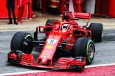 F1: Barcelona F1 test times - Tuesday FINAL
