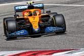 Lando Norris (GBR) McLaren MCL35M.