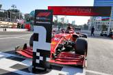 """Leclerc surprised to take second F1 pole in a row with """"shit lap"""" in Baku"""