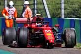 Sainz: 35-40kph wind gust caused Hungarian GP F1 qualifying crash