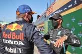 Verstappen Jawab Klaim Hamilton Soal Tekanan dalam Pertarungan Gelar