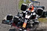 Verstappen获得了与汉密尔顿崩溃的三个栅格下降