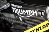 Triumph, Moto2, Aragon MotoGP. 18 October 2020