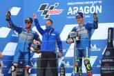 Alex Rins,Ken Kawauchi,Joan Mir,摩托车大奖赛,阿拉贡摩托车大奖赛,2020年10月18日