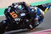 Luca Marini Qatar MotoGP test, 11 March 2021