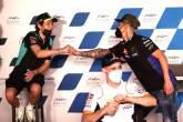 Valentino Rossi, Fabio Quartararo Qatar MotoGP, 25 maart 2021