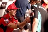 Francesco Bagnaia Valentino Rossi , Italian MotoGP, 27 May 2021