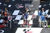 Miguel Oliveira, Fabio Quartararo, Joan Mir, MotoGP race, Italian MotoGP, 30 May 2021