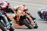 Brad Binder, German MotoGP race, 20 June 2021