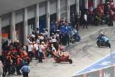 Marc Marquez MotoGP race, Austrian MotoGP, 15 August 2021