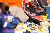 Marc Marquez British MotoGP, 27 August 2021
